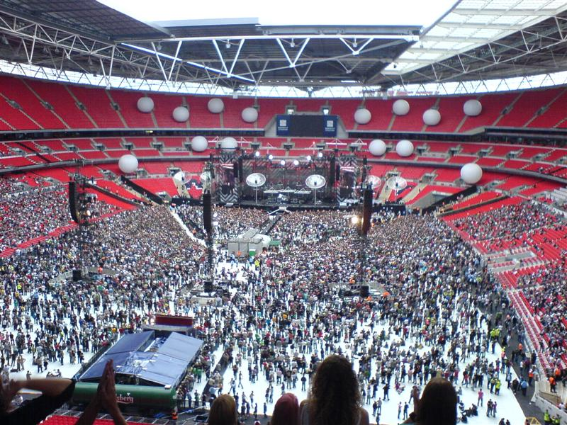 Muse, Wembley Stadium, 10th & 11th September | Event Logistics