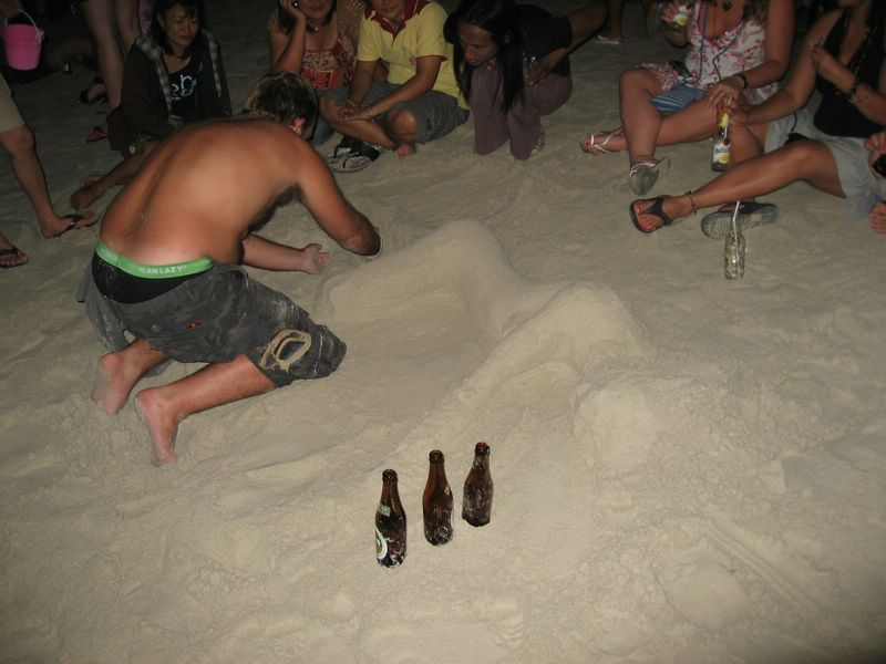 Thailand - Full Moon Party