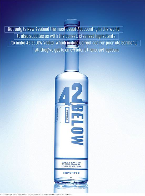 vodka 42 below Available for purchase online or at your local lk store 42 below vodka is a hardy flavoured vodka that will satisfy your taste buds.